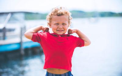 Kids Yoga Classes Begin July 11th