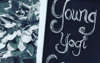 Young Yogi Camp